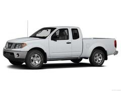 2013 Nissan Frontier S Truck