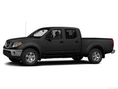 2013 Nissan Frontier SV Truck