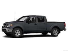 Used 2013 Nissan Frontier SV Truck Crew Cab For Sale in Logan, UT
