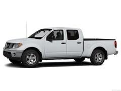 2013 Nissan Frontier SV Truck Crew Cab
