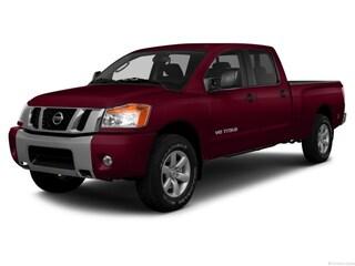 Used 2013 Nissan Titan 4X2 Crew Cab in Phoenix, AZ