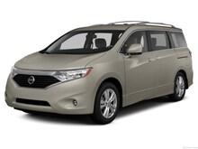 2013 Nissan Quest S Van