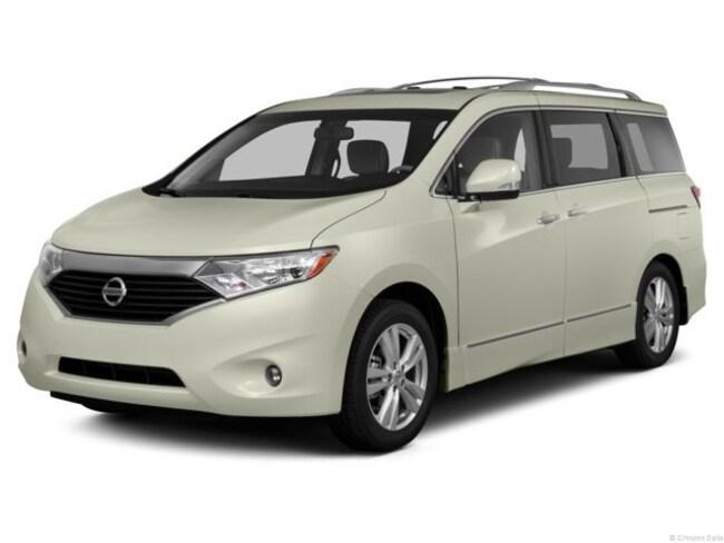 2013 Nissan Quest SV Van