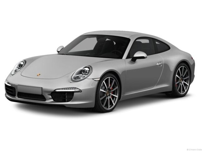 Certified Pre-Owned 2013 Porsche 911 Carrera S 2dr Cpe for sale in Irondale, AL