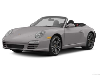Certified Pre-Owned 2013 Porsche 911 Carrera 2dr Cabriolet Gray Cabriolet for sale in Houston, TX