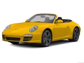 2013 Porsche 911 Carrera Convertible
