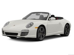 Certified Pre-Owned 2013 Porsche 911 Carrera S 2dr Cabriolet for sale in Irondale, AL