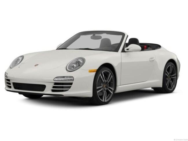 2013 Porsche 911 Carrera S Convertible