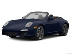2013 Porsche 911 Carrera S Cabriolet