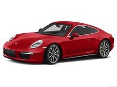 2013 Porsche 911 Carrera 4S 2dr Cpe Carrera 4S