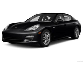 Used 2013 Porsche Panamera Sedan Burlington MA