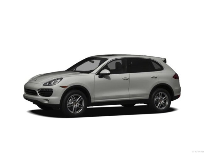 Used 2013 Porsche Cayenne For Sale at Ted Britt Chantilly