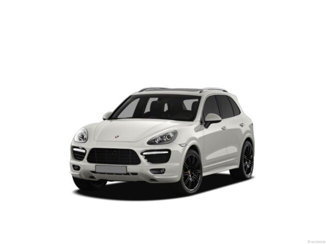 Certified 2013 Porsche Cayenne Gts Awd 4dr For Sale In Houston Tx