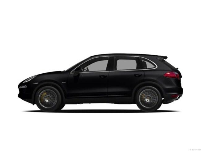 2013 Porsche Cayenne Diesel SUV