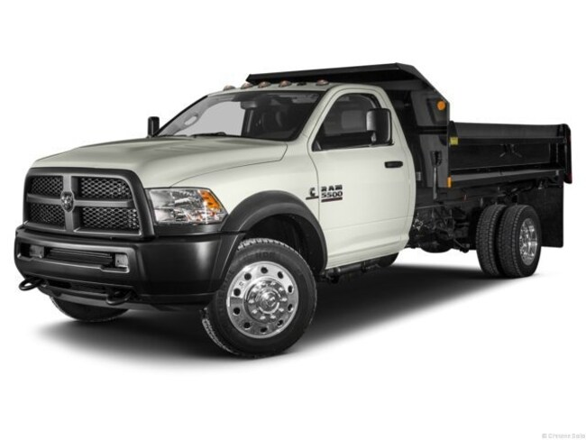 Used vehicle 2013 Ram 3500 Chassis Tradesman/SLT 4x2 Truck Regular Cab for sale near you in Morrilton, AR