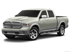 Used 2013 Ram 1500 Laramie Truck Crew Cab 5948A for sale in Cooperstown, ND at V-W Motors, Inc.