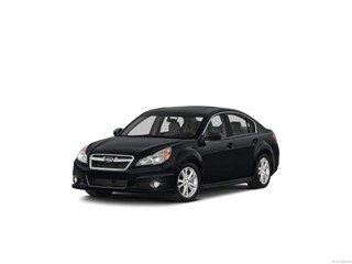2013 Subaru Legacy 2.5i Premium w/All-Weather Pkg Sedan