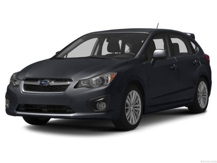 Used 2013 Subaru Impreza Wagon For Sale Bellevue Wa