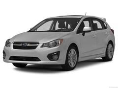 Used 2013 Subaru Impreza 2.0I Premium AWD / AWP / Moon Roof / Auto Hatchback in Somersworth, NH