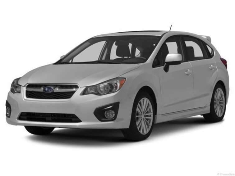 Certified Used 2013 Subaru Impreza 20i Premium For Sale Near