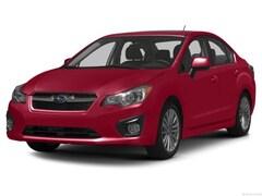 Used 2013 Subaru Impreza Sedan Auto 2.0i Premium V1596A for sale near Des Moines, IA