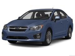 Used 2013 Subaru Impreza 2.0i Premium w/All-Weather/Alloy Wheel/Moonroof Sedan Kingston NY