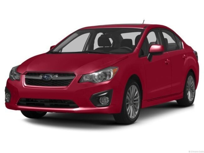 Used 2013 Subaru Impreza Sedan Premium Auto 2.0i Premium in Somerset NJ