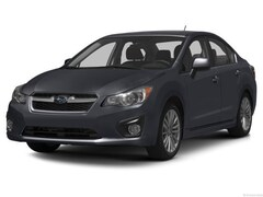 2013 Subaru Impreza 2.0i Limited 4dr Sedan