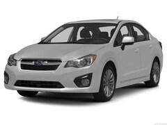 2013 Subaru Impreza 2.0i Limited Sedan
