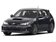 Certified Pre-owned 2013 Subaru Impreza WRX 5dr Sedan Glen Dale