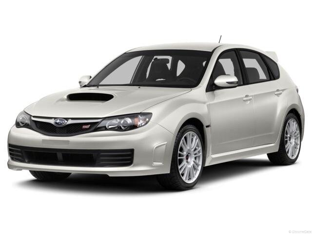 2013 Subaru Impreza Wagon WRX WRX STI Man WRX STI