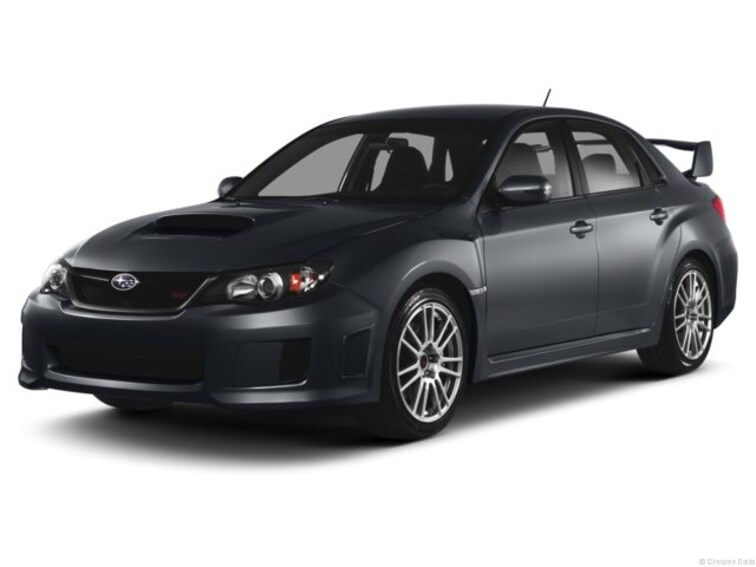 Used 2013 Subaru Impreza Sedan Wrx Wrx Sti For Sale In Cherry Hill