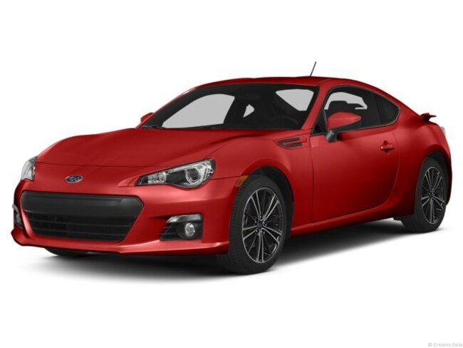 2013 Subaru BRZ Premium Rear-wheel Drive Coupe