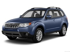 Used 2013 Subaru Forester 2.5X SUV Nashua New Hampshire