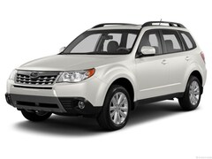 Used 2013 Subaru Forester 2.5i SUV for sale in Parkersburg, WV