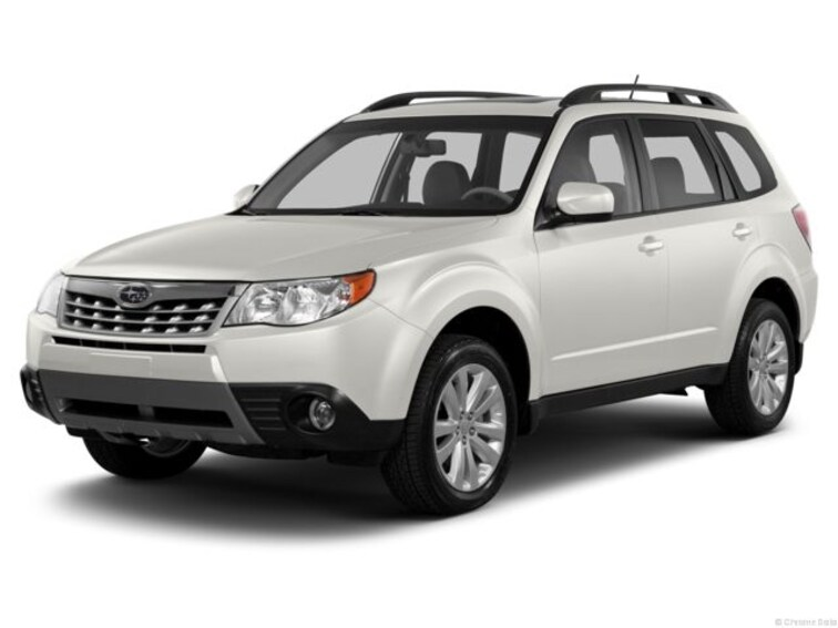 Used 2013 Subaru Forester 2.5i SUV For Sale  Parkersburg, WV