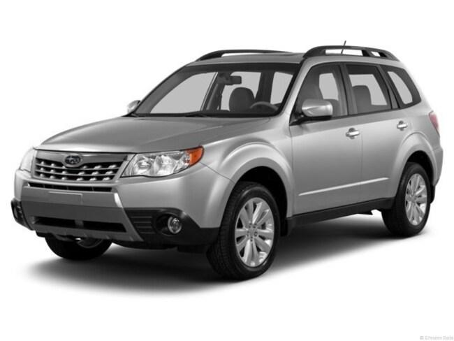 2013 Subaru Forester 2.5X Sport Utility
