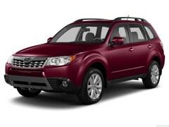 Used 2013 Subaru Forester 2.5X SUV Nashua New Hampshire