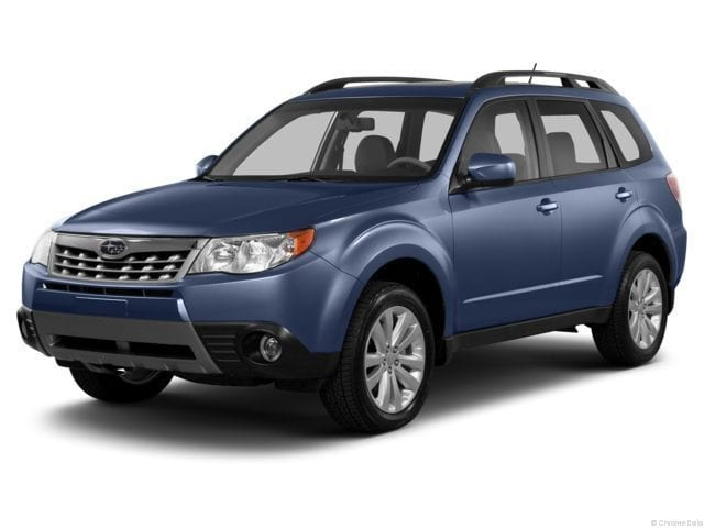 2013 Subaru Forester 2.5X Premium Sport Utility