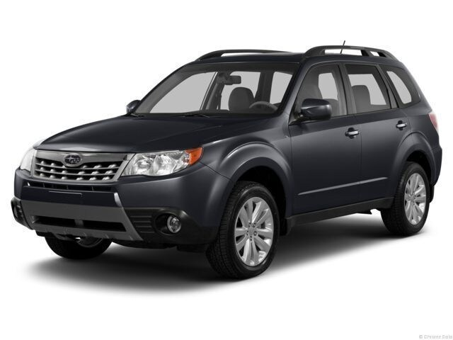 Used 2013 Subaru Forester 2 5X Premium For Sale in Chantilly