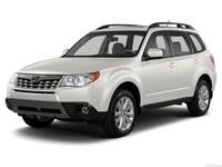 2013 Subaru Forester SUV