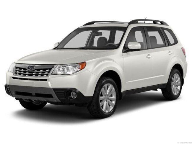 2013 Subaru Forester 2.5X Limited SUV