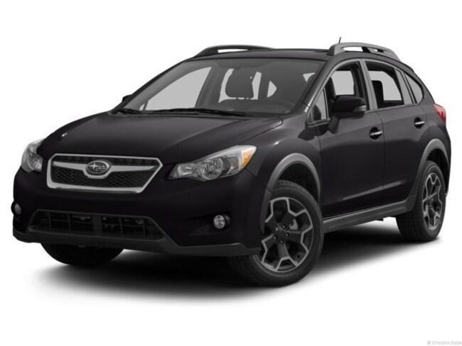 2013 Subaru XV Crosstrek 2.0 Limited AWD / Leather / Moon Roof / Navi SUV