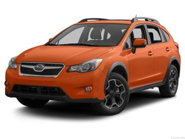 2013 Subaru XV Crosstrek Limited SUV