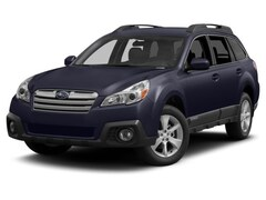 Certified Pre-Owned 2013 Subaru Outback 2.5i Premium (CVT) SUV for sale in Parkersburg, WV