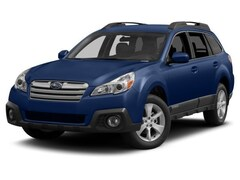 Bargain Used 2013 Subaru Outback 4dr Wgn H4 Auto 2.5i Premium Station Wagon for sale in Moline, IL