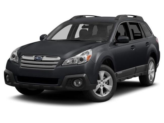 Used 2013 Subaru Outback Suv 25i Graphite Gray Metallic For Sale In