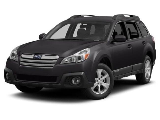 Used 2013 Subaru Outback In Waterloo Certified Used Subaru Car