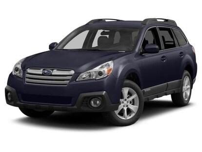 Used 2013 Subaru Outback Station Wagon 4dr Wgn H6 Auto