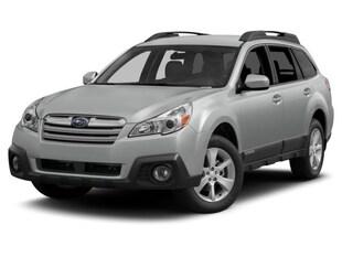 2013 Subaru Outback 3.6R Limited Wagon 4S4BRDPC3D2214623
